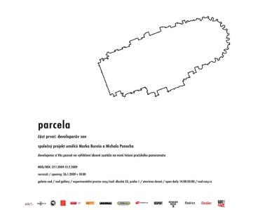 1) Pozvánka na část Parcela : developerův sen (vyhlášení soutěžě)